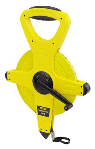 Stanley Tools Open Reel Fiberglass Tape 300 Ft. at Sears.com
