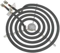 Backer Ehp Inc. Ge Stove Burner Surface Element 8 In. With Porcelain Insulator