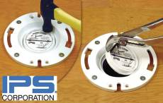 IPS Corporation DWV PVC Closet Flange 3 In. X 4 In. 173386 at Sears.com