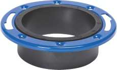 National Brand Alternative DWV ABS Closet Flange 4 In. at Sears.com
