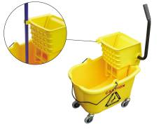 O Cedar Commercial Products Maxirough Mop Bucket And Wringer at Sears.com